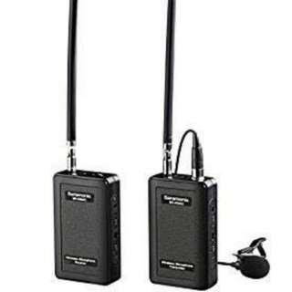 Saramonic wireless lavalier mic