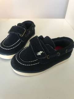 Ralph Lauren toddler shoes