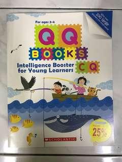 Scholastic Sticker Activity Book - CQ