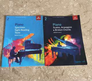 ABRSM Piano Scales & Sight Reading