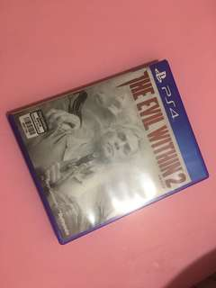 PS4 The Evil within II