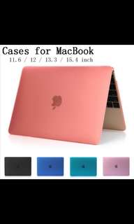 Matte MacBook Casing