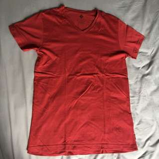 Cotton On red shirt
