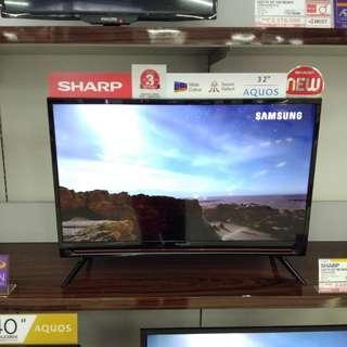 Cicilan LED TV SHARP tanpa kartu kredit proses cepat 3 menit lg promo 0%