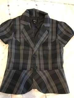 Tailored formal wear top