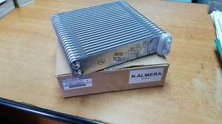 Nissan Almera original aircond cooling coil