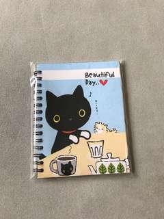 🚚 全新貓咪筆記本