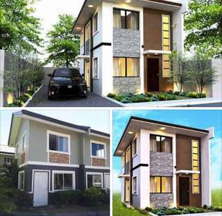 Rent to own houses CALAMBA PARK PLACE