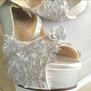 Nefrin Fadlan Bridal Shoes