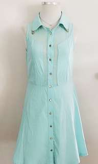 Brand New turquoise blue dress