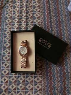 New york Army Ladies Watch Rose Gold