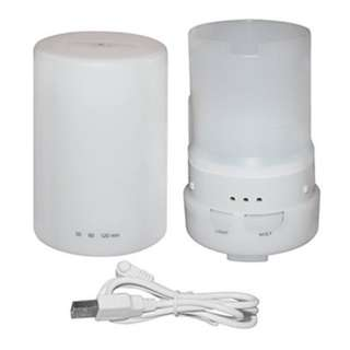 Portable USB Ultrasonic Disffuser / Humidifier  - Perfect for car and desk