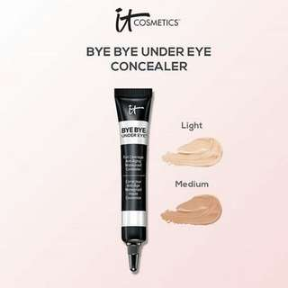 IT bye bye under eye concealer