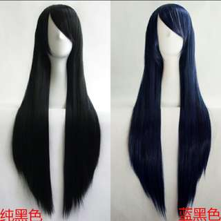 *No instock! Preorder 80cm side fringe cosplay wig*waiting time 15 days after payment is made *pm to order