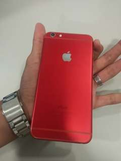 iphone 6 plus 64gb RED