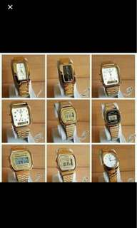 Watch casio new