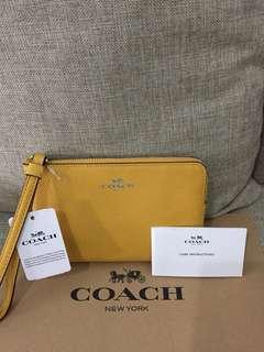 For Sale!!! Coach Wristlet