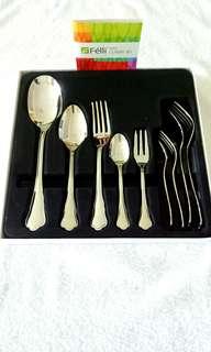 Premium Cutlery Set FREE SHIPPING #letgo4raya