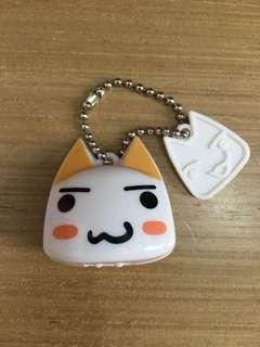 Sony 貓鎖匙扣