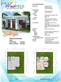 Rent to own - WINFIELD CABUYAO