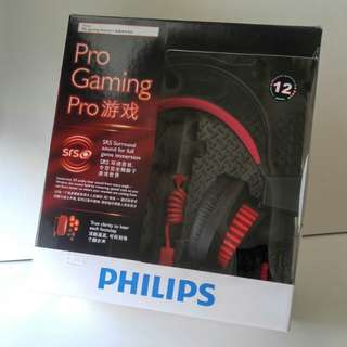 Philips SHG8200 Gaming Headset