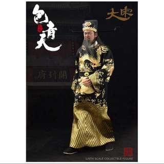 1/6 Scale ZOY Toy Bao Zheng (Justice Bao) - Regular Edition