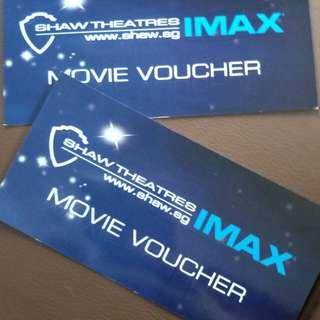 IMAX Movie Vouchers