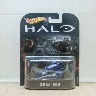 Hot Wheels HALO Covenant Ghost
