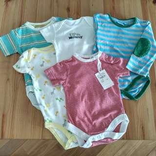 嬰兒bb連身衫夾衣