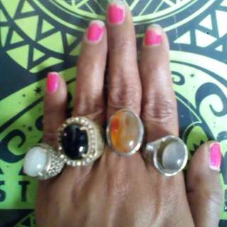 Cincin akik take all #maupulsa