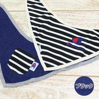 Champion 2pcs set 三角圍巾
