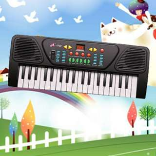 Keyboard Piano with Mic (PO)