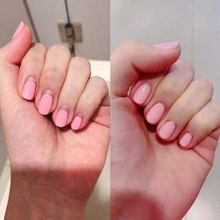 Polish Gel Nails