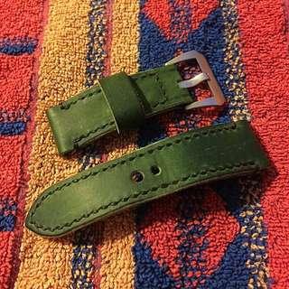 Handmade Panerai Strap 24mm 錶帶