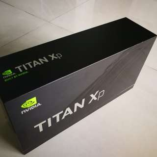 NVIDIA GeForce GTX TITAN Xp - Graphics card - 12 GB GPU