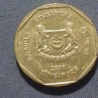 S$1.00