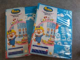 BRAND NEW IN BAG PORORO READY MADE CURTAINS!