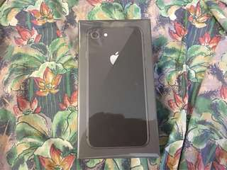 Brand new iPhone 8 64GB Space Grey