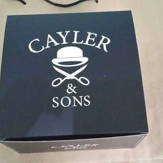 Men's Cap (Cayler & Son's)