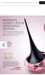 ORIFLAME parfume love potion secrets