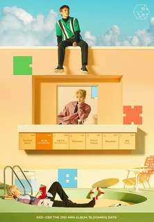 EXO CBX - 2ND MINI ALBUM - Blooming Day