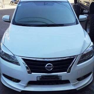 Nissan Sylphy 2014 AT