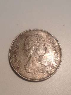 Uk silver coin