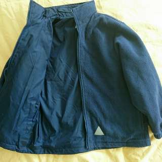 Winter Jacket Double Sided