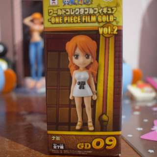 WCF One Piece with toei sticker - unopened