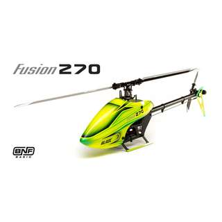 Blade Fusion 270 BNF Basic - In Stock Now!!