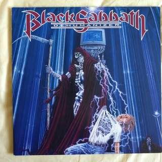 Black Sabbath - Dehumanizer Vinyl Record