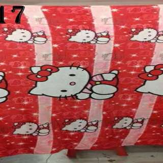 BLANKET CARTOON QUEEN SIZE 180X200CM