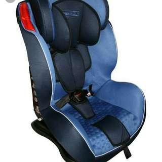 Mama Love Car Seat