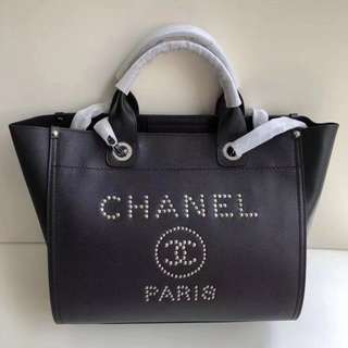 Chanel Deauville Studded 🎊Boutique🎊